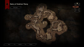 DAI The Descent Ruins Map
