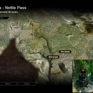 Eluvia - Map Location