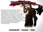 Item pack-02-warrior