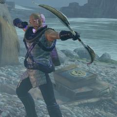 Ein Bogenschütze der Kultisten