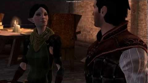 Dragon Age II – wycięta zawartość z Merrill