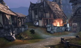 Деревня Хоннлит
