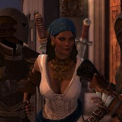 Hawke liefert Isabela zum Schein <a href=
