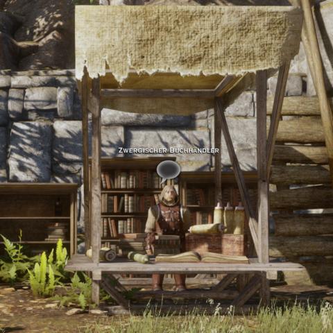 Zwergischer Buchhandel
