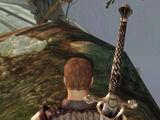 Изукрашенный меч