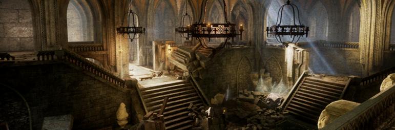 Das Grab der Ritter - Font