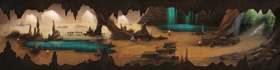 Пещера HoDA