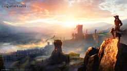 Dragon Age Inquisition Концепт 02