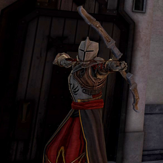 Templar Archer in <i>Dragon Age II</i>
