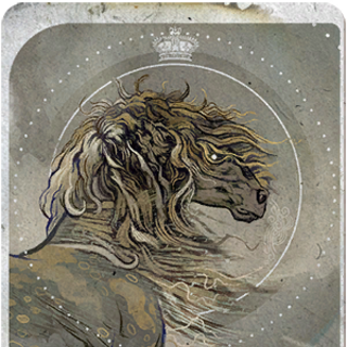 Trevelyan Noble tarot card