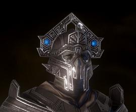 Шлем почтительного защитника