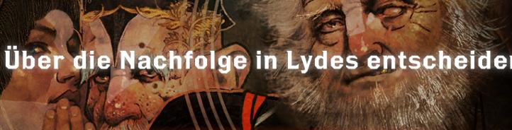 Ber die Nachfolge in Lydes entscheiden