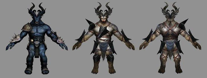 Dragon Age Darkspawn Concept Art