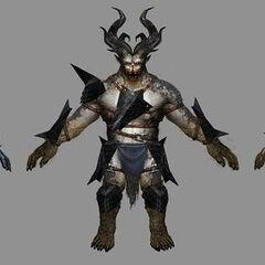 Ogre Concept Art für <i><a href=
