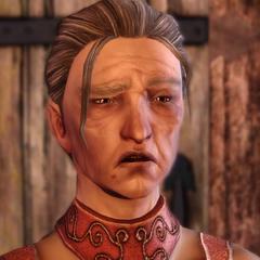 Nan, The Warden's former nanny