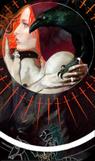Tarotkarte - Leliana (ohne Rand)