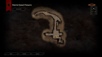 DAI The Descent SC Fissure Map