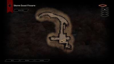 DAI The Descent SC Fissure Map