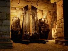 Astrarien in der Senke - Höhle