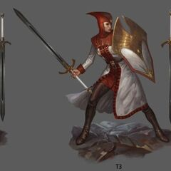 Divine Guard tier progression in <i>Heroes of Dragon Age</i>