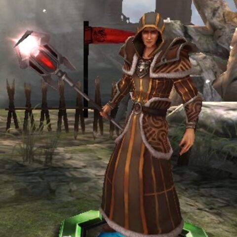 Maddox in <i>Heroes of Dragon Age</i>
