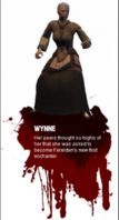 Wynne Blurb
