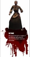 Wynne Blurb