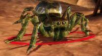 Créature-Araignée venimeuse