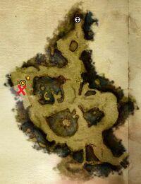 Quête-Testament de Rigby-cachette secrète emplacement