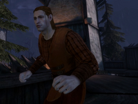 Terrified Merchant