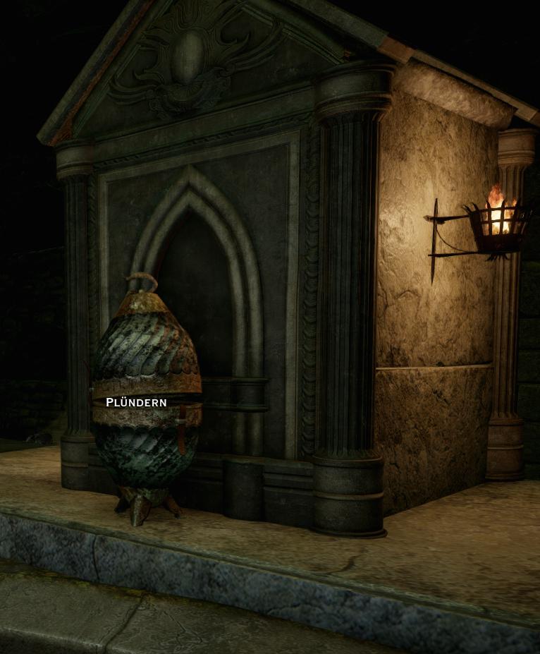 Der Lohn der Entweihung | Dragon Age Wiki | FANDOM powered by Wikia