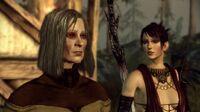 Écran-Morrigan et sa mère