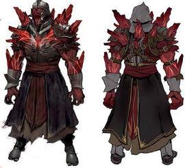 Red knightt