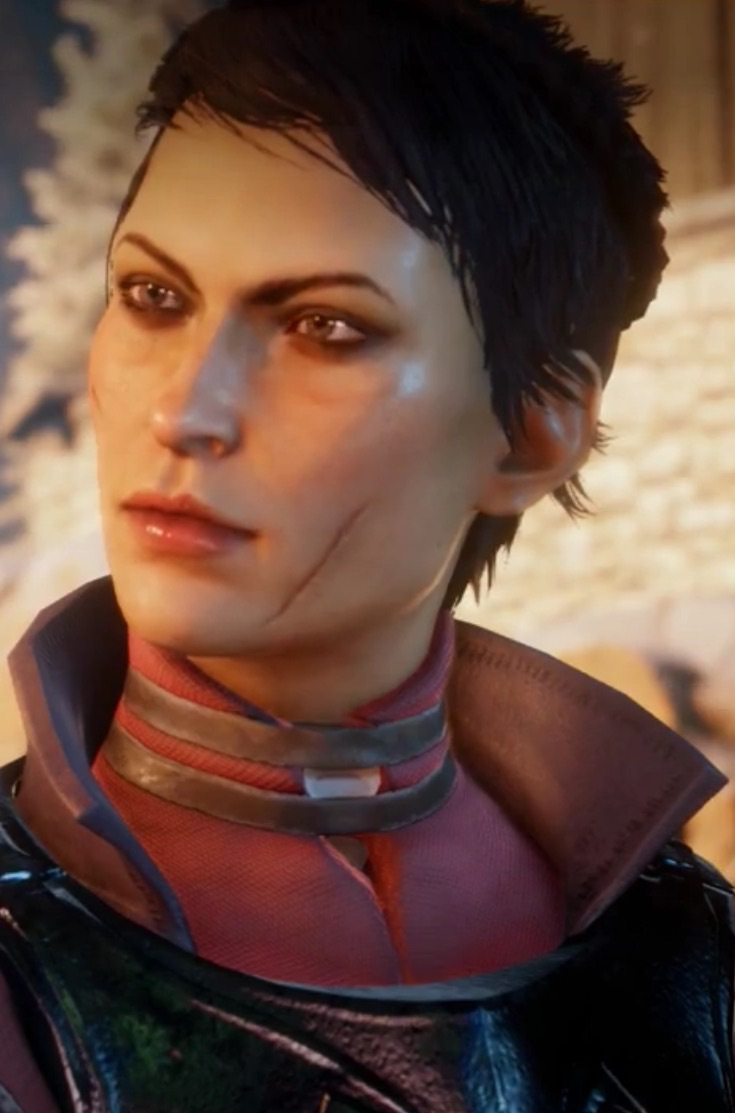 Dragon age inquisition dating cassandra