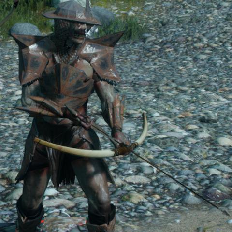 Hurlock archer in <i><a href=