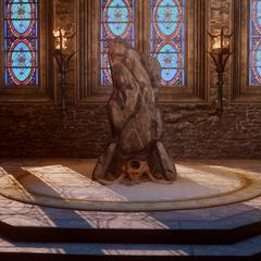 Avvar Throne