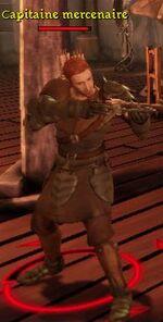 Opposant-Capitaine mercenaire