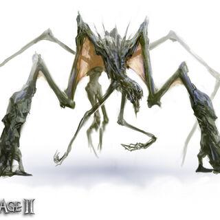 Varterral concept art for <i>Dragon Age II</i>