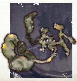 Костяная яма карта