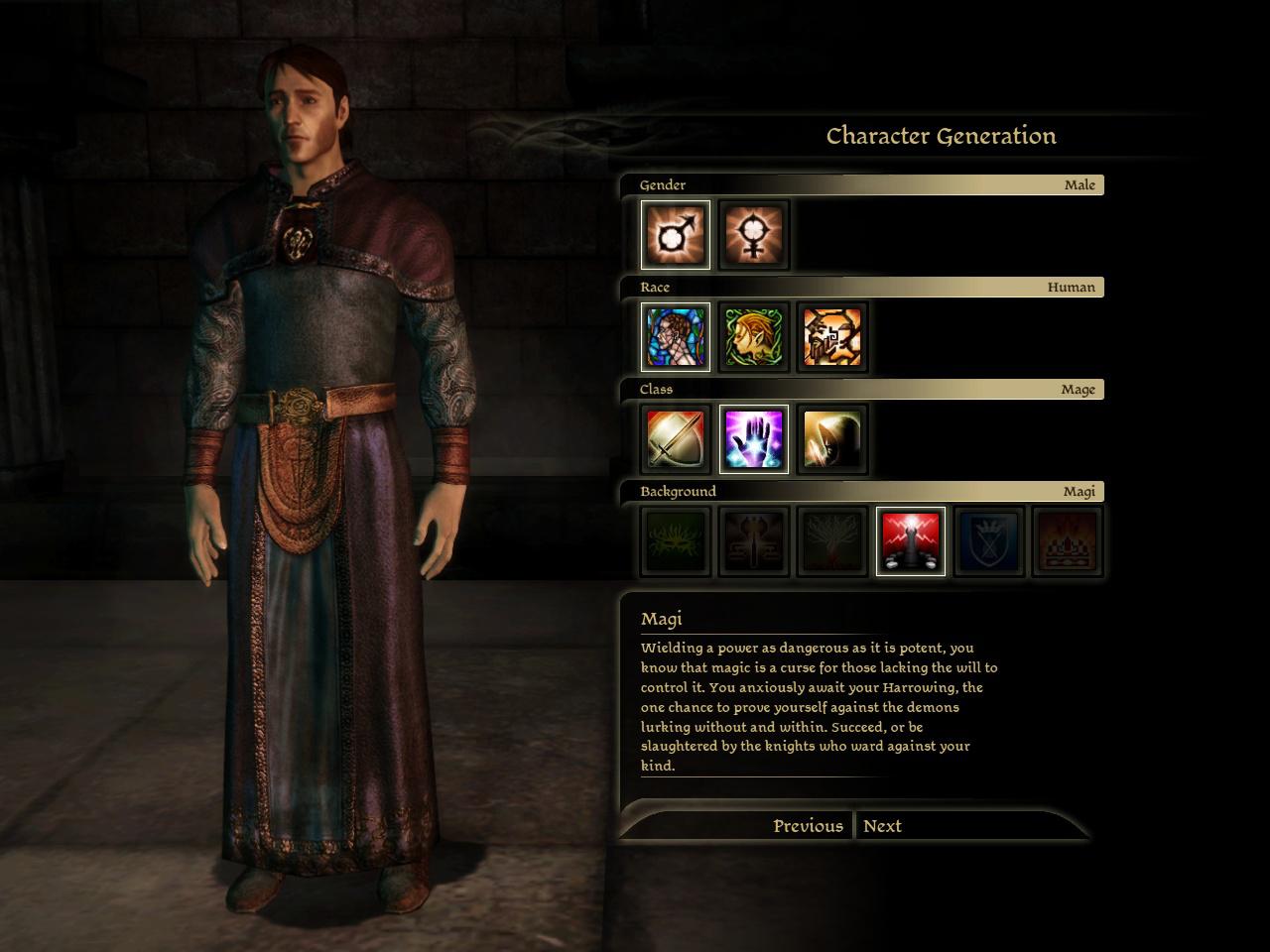 Dragon Age моды 18