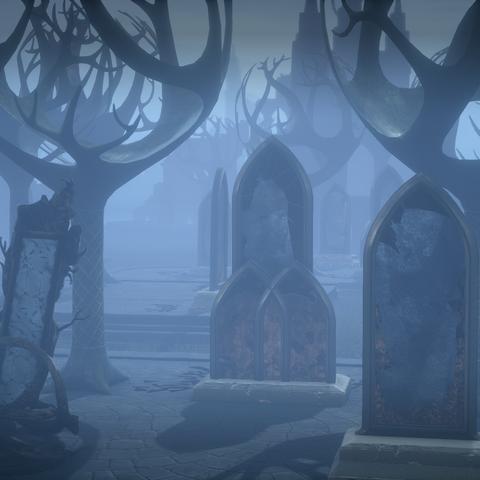 Ein Teil des Kreuzwegs in <i>Dragon Age: Inquisition</i>