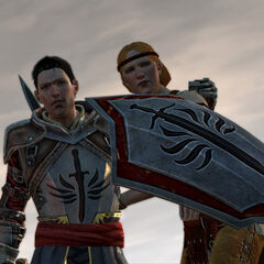 Ser Wesley and Aveline Vallen