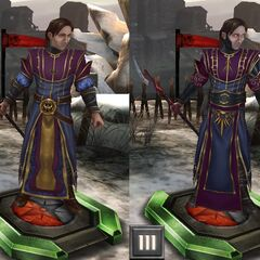 Jowan in <i>Heroes of Dragon Age</i>