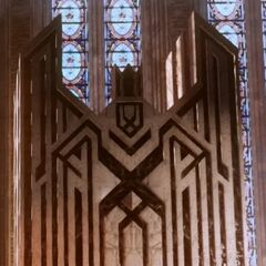 Vermächtnis Kirkwall Thron, komplett