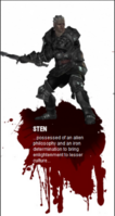 Sten Blurb