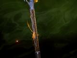 Ornate Staff Grip