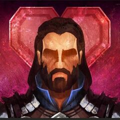 Dragon Age: Keep, Blackwall Romanze