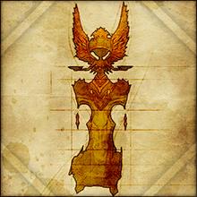 Orlaisianischer Thron