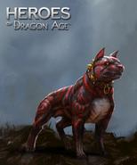 Верный Бетяр, драконоборец