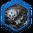 Тронутый тенью обсидиан (иконка)
